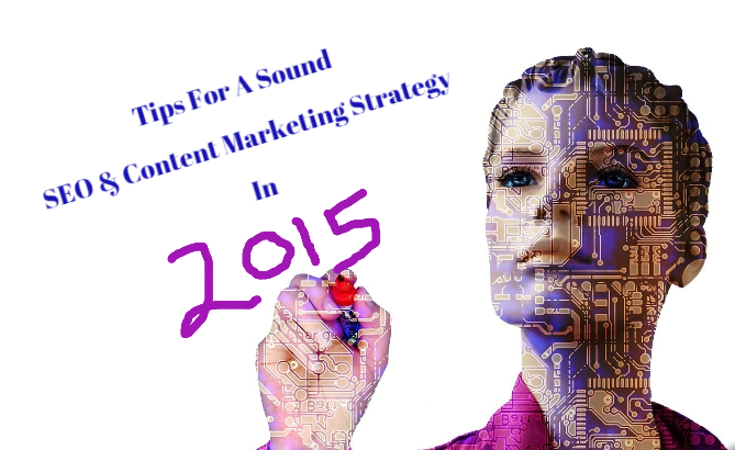SEO & Content Strategy Tips 2015